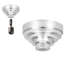 Lochpfeifen Aufnahme von 2 bis 50 mm mit m 20x1,5 Innengewinde