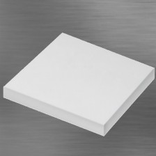 Schlagunterlage 300 x 200 x 6 mm  LxBxH zum Schutz des Untergrunds beim Ausstanzen